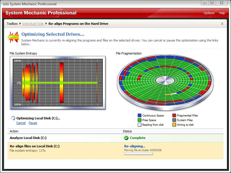 iolo system mechanic 18 download